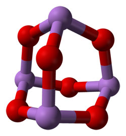 arsenic trioxide model
