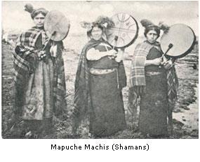 Mapuche Machis