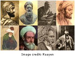 Famous Persians