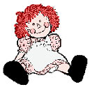 raggety doll